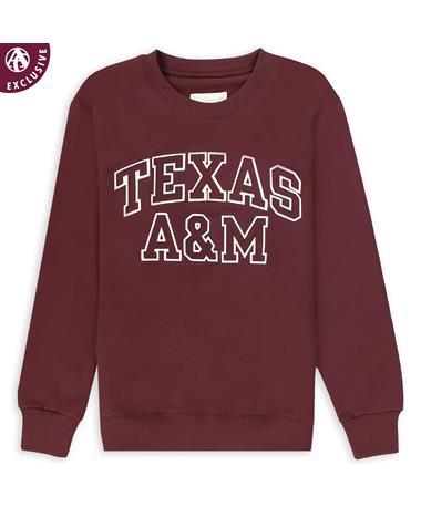 Texas A&M Youth Crewneck Sweatshirt