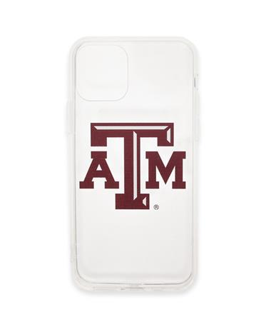 Texas A&M iPhone 11 Pro Clear Case