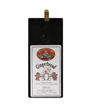 Rockdale Gingerbread Coffee 12 oz.