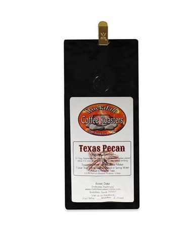 Rockdale Texas Pecan Coffee