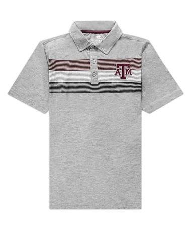Texas A&M Colosseum Stinson Polo