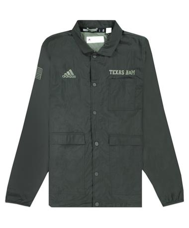 Texas A&M Men's Coach Salute to Service Jacket