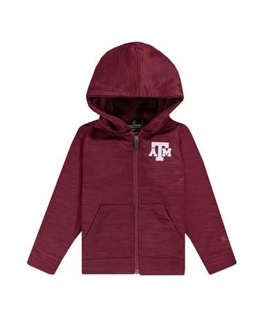 Texas A&M Colosseum Youth Gary Full Zip Jacket