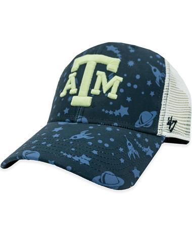 Texas A&M '47 Brand Youth Blast Off MVP Cap