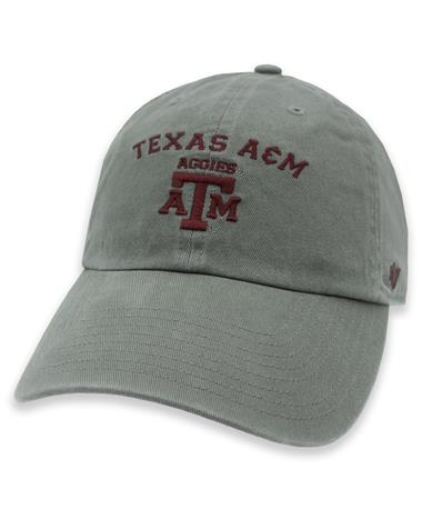Texas A&M '47 Brand Fullback Clean Up Hat