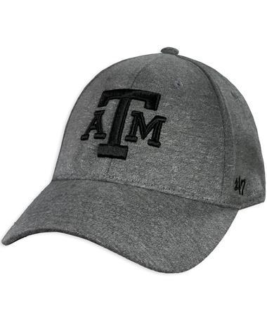 Texas A&M '47 Brand Grey Flex Contender Cap