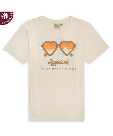 Texas A&M Youth Heart Eyes for Aggieland T-Shirt