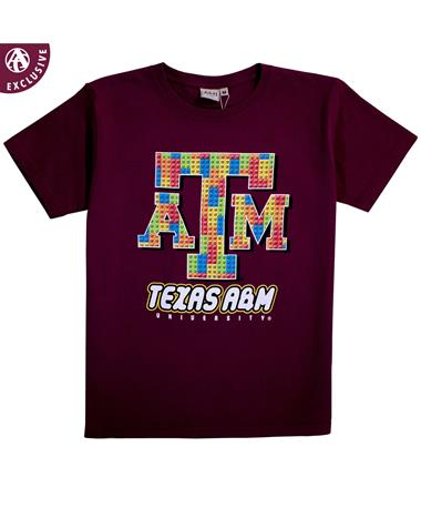 Texas A&M Two Great Things Youth T-Shirt