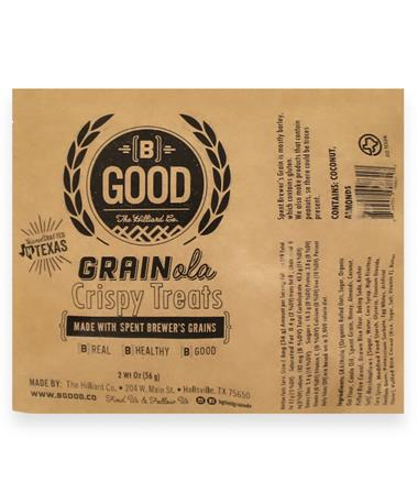 Granola Crispy Treats Regular