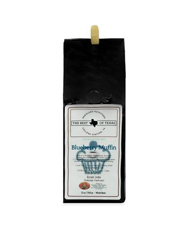 Rockdale Blueberry Muffin Coffee Whole Beans 12oz