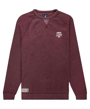 Texas A&M Johnnie-O Pamlico Raglan Sweatshirt