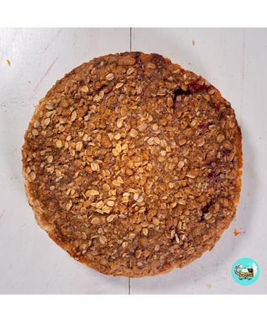 Royers Pie Haven D'ette's Strawberry Rhubarb Pie