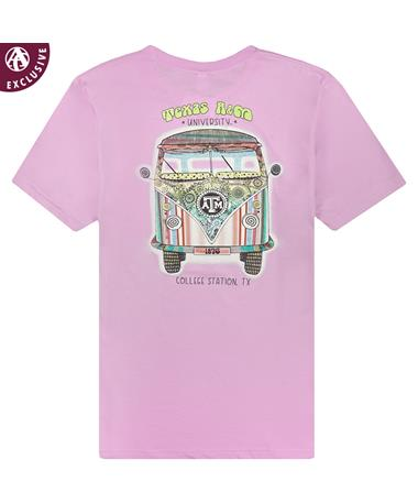 Texas A&M Aggies Beep Beep Van T-Shirt