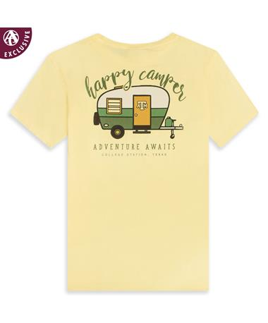 Texas A&M Happy Camper T-Shirt