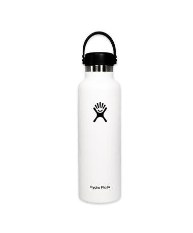 White 21oz. Hydro Flask