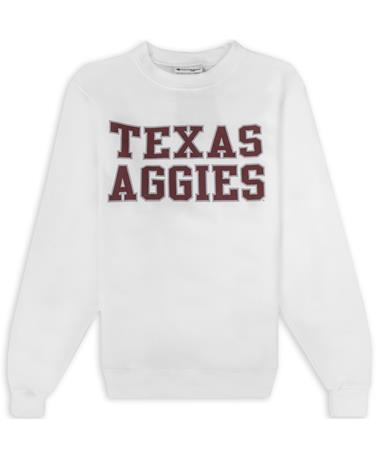 Texas A&M Aggies Champion Powerblend Crewneck