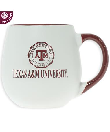 Texas A&M University Welcome Mug