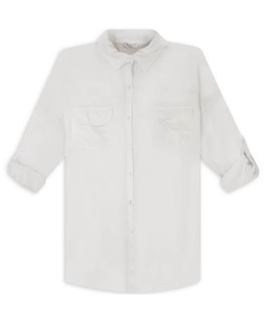 Women's Button Down Longsleeve Shirt