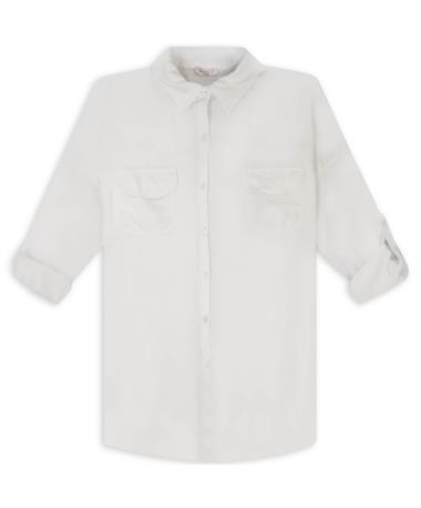 Women's Button Down Longsleeve Shirt
