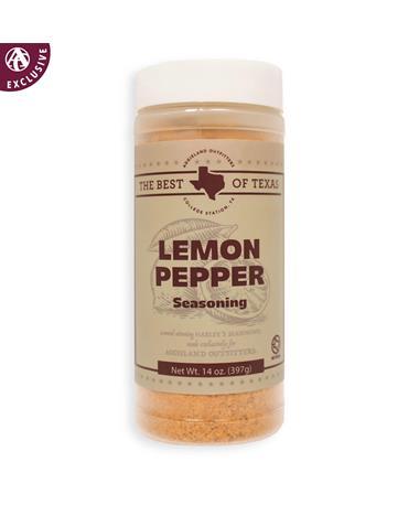 The Best of Texas Harley's Lemon Pepper Seasoning