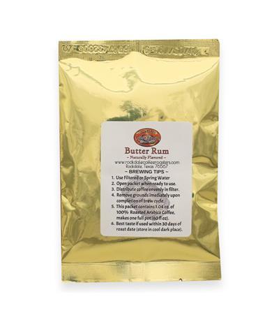 Rockdale Butter Rum Coffee 1.4oz