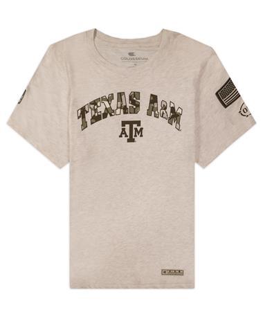 Texas A&M Colosseum Deployment OHT T-Shirt