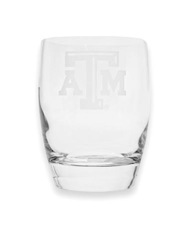 Texas A&M Michelangelo 15.75oz Highball Glass