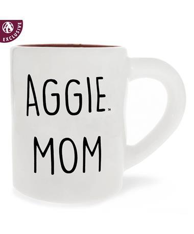 Texas A&M Jumbo Aggie Mom Mug
