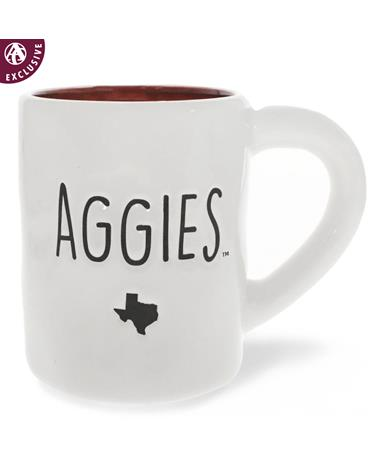 Texas A&M Jumbo Aggies Mug