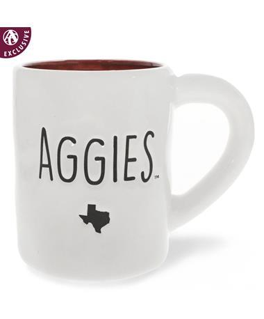 Texas A&M Jumbo Aggies Mug