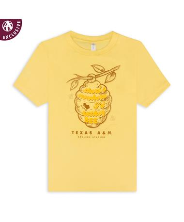 Texas A&M Youth Rather Bee At Texas A&M T-Shirt