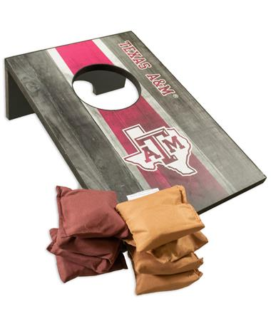 Texas A&M Lone Star Mini Cornhole Toss