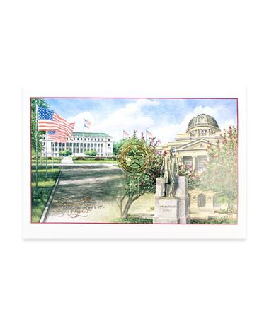 Texas A&M Benjamin Knox Some May Boast Card