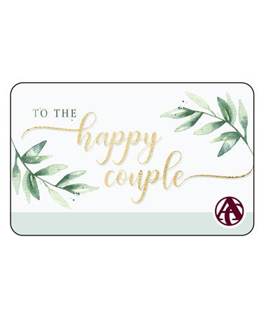 Aggieland Outfitters To The Happy Couple E-Gift Card