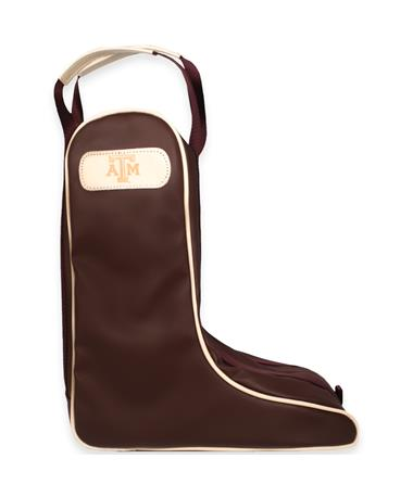 Texas A&M Jon Hart Maroon Boot Bag