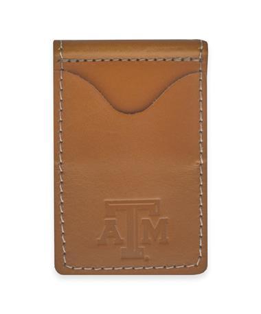 Texas A&M Jon Hart Money Clip