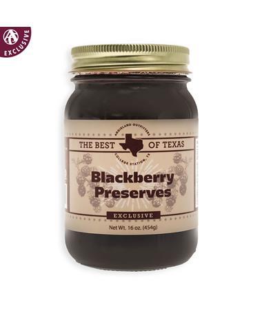 The Best of Texas Blackberry Preserves