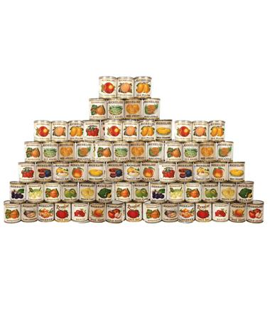 Canned Food Donation - 100 CANS