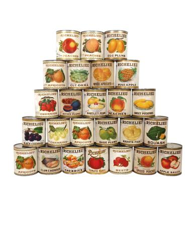 Canned Food Donation - 25 CANS
