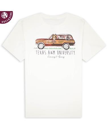 Texas A&M Coming & Going T-Shirt