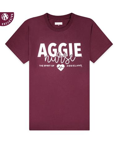 Texas A&M Aggie 2020 Nurse T-Shirt
