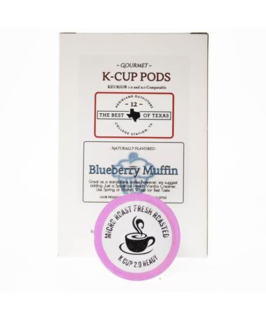 Rockdale Blueberry Muffin K-Cups