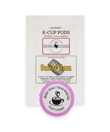 Rockdale Butter Rum K-Cups
