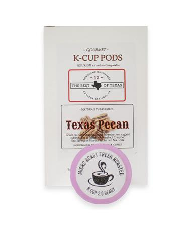 Rockdale Texas Pecan K-Cups