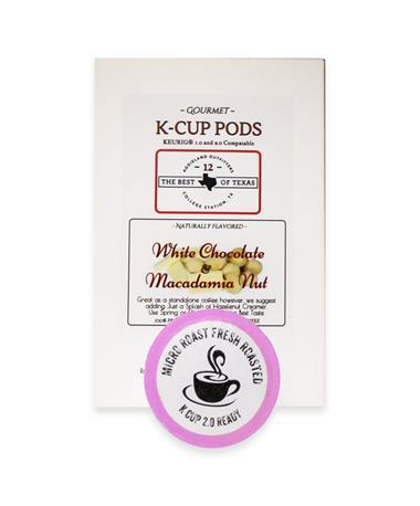 Rockdale White Chocolate & Macadamia Nut K-Cups
