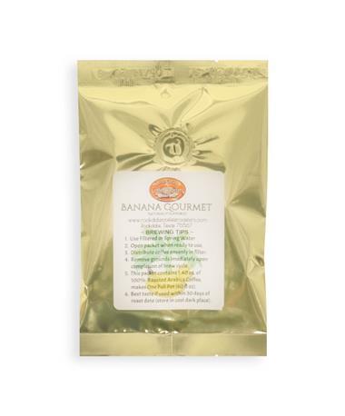 Rockdale Banana Gourmet Coffee 1.4 oz