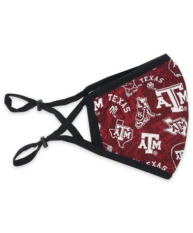 Texas A&M Antimicrobial Face Mask