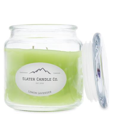Slater Lemon Lavender 16oz. Candle