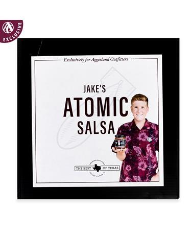 Jake's Atomic Salsa & Pralines Gift Box Bundle