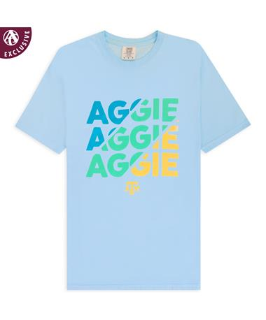 Texas A&M Aggie Colorblock T-Shirt